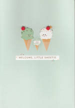 Baby Card Hallmark Signature Sweetie