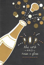 Congratulations Card Hallmark Pop The Cork