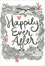 Wedding Card Hallmark Happily Ever After