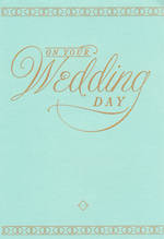 Wedding Card Hallmark Your Gold
