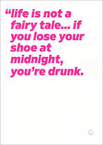 Quotecards Not A Fairytale