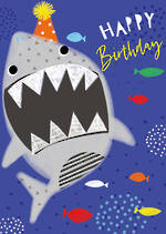 Artbox Birthday Shark