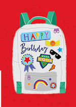 Artbox Birthday Backpack