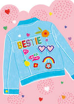 Artbox Birthday Bestie Jacket