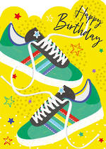 Artbox Birthday Sneakers