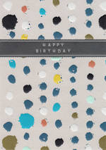 Birthday Card Male Halcyon Birthday Spots
