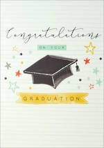 Graduation Card Halcyon