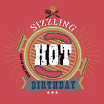 Rocky Birthday Sizzling Hot