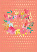 Wife Birthday Card Louise Tiler Beautiful