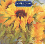 Medici Small Square Sunflowers