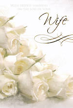 Sympathy Card Loss of Wife