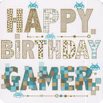 Pizazz For Men Birthday Gamer
