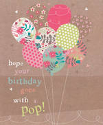 Candy Floss Birthday Goes With A Pop