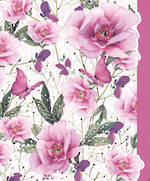 Pizazz Gallery Lilac Floral
