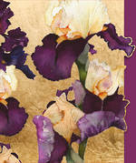 Pizazz Gallery Purple Iris