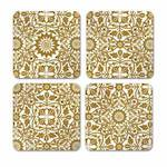 Papercoasters Celebrate In Gold