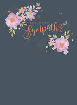 Sympathy Card Special Thoughts