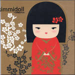 Female Birthday Card: Kimmidoll Tomiko