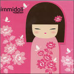Female Birthday Card: Kimmidoll Tikara