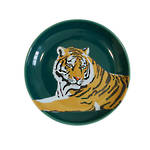 Emily Brooks Trinket Dish Tiger