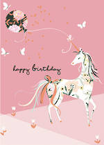 Alma Rose Birthday Unicorn