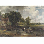 National Gallery Square Constable