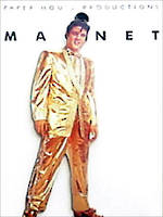Magnet Solid Gold Elvis