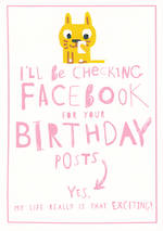 Hubbub FB Birthday Posts