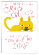 Hubbub Crazy Cat Lady