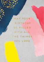 Aura Birthday Things You Love
