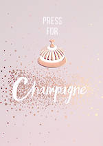 Apollo Press For Champagne