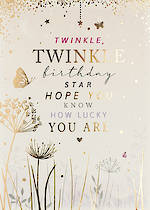Love & Laughter Twinkle Twinkle