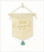 Engagement Card Willow Sign