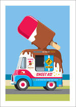 Glenn Jones Ice Cream Truck