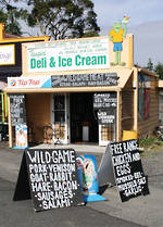 Pure NZ Moana Rd Deli And Ice Cream