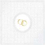 Lunch Napkins Paper Products Medaillon Wedding