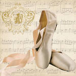 Lunch Napkins Paper Products Concerto Ballet