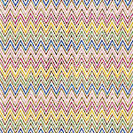 Lunch Napkins Paper Products Tassotti Zig Zag