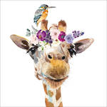 Lunch Napkins Paper Products Pretty Giraffe