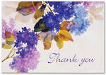 Thank You Note Cards Lilacs