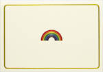 Note Cards Rainbow