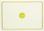Note Cards Smiley Face
