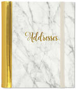 Large Address Book Marble