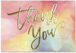 Thank You Note Cards Hand Lettering