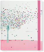 Large Address Book Tree of Hearts