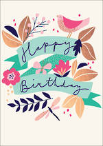 Capisco Happy Birthday Text