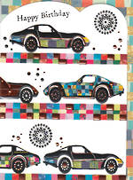 Mosaic Race Cars