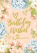 Lucy Ledger Birthday Wishes