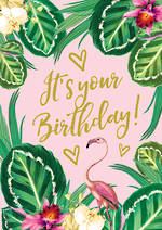 Lucy Ledger Its Your Birthday