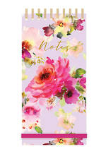 Lilac Bloom Tall Wiro Listpad